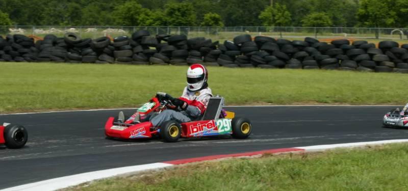 Oklahoma Motorsports Complex go-karting