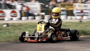 famous go-kart racers ayrton senna