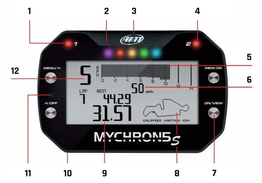 mychron 5s description