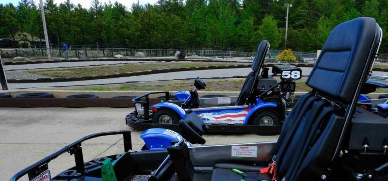 White Lake Speedway new hampshire go-kart racing