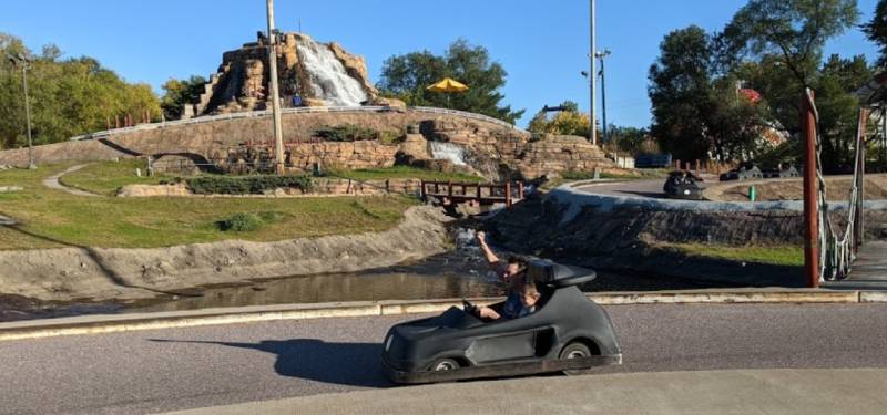 Wisconsin Dells Big Chief Go-Karts